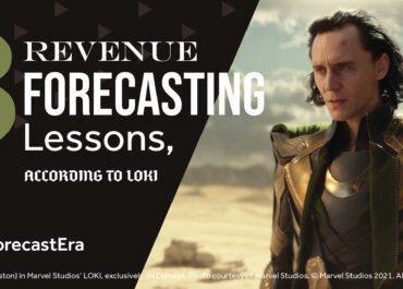 8 Revenue Forecasting Lessons, According to Loki